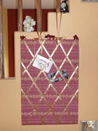 french memo board christmas card display best fabric store blog