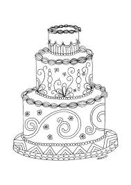 wedding cake clipart color pencil and in color wedding cake