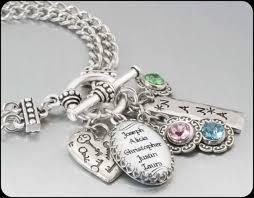 mothers birthstone bracelet personalized s birthstone jewelry grandmothers jewelry