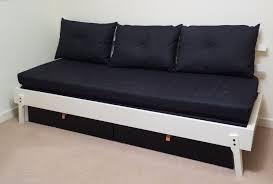 Sofa Bed Futon Awesome Double Futon Sofa Bed U2014 Home Design Stylinghome Design Styling