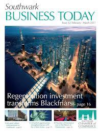 southwark business today feb 2017 by benham publishing limited issuu