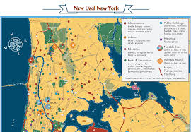 New York Boroughs Map by Mapping The New Deal In Each Nyc Borough Untapped Cities