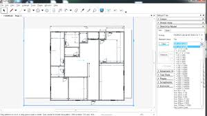 how to draw a 2d floor plan scale in sketchup from field beauteous