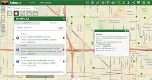 Phoenix Az Zip Code Map by Web Maps For Smartphones