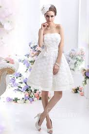 short wedding dresses u0026 reception dresses cocomelody com
