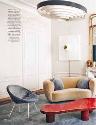 Wohnzimmer Farben 2014 Présentation D U0027un Appartement Décoré Par Jacques Hervouet Dans Le