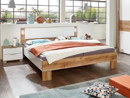 Schlafzimmer Bett Metall Casy Komplett Schlafzimmer Weiß Plankeneiche