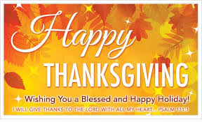 happy thanksgiving wishing you and your loved ones a happy
