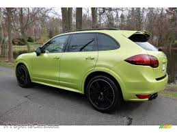 porsche cayenne 2014 gts 2014 porsche cayenne gts in peridot metallic photo 4 a71849