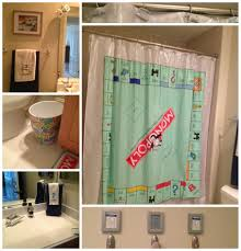 monopoly water works shower curtain shower curtain pinterest