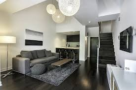small loft living room ideas modern loft townhouse in vancouver small space solutions