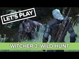 wild hunt witcher 3 werewolf the witcher 3 werewolf vs cowardly witcher let s hunt a werewolf