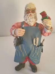 ebay ksa kurt adler ksa collectibles fabriche working santa figurine
