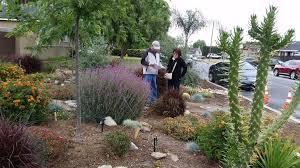 water savvy garden tour cucamonga valley water district