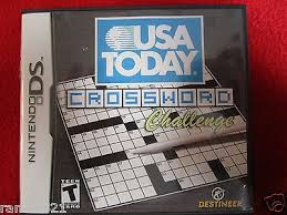 Challenge Usa Today Usa Today Crossword Challenge Challenges