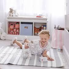 grey stripe rug little white company bedroom the white company uk