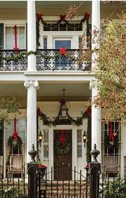 Homes Decorated For Christmas 3114 Best Christmas Houses Images On Pinterest Christmas Houses