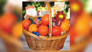 whole foods gift baskets looking for gourmet gifts check out these four palm shops