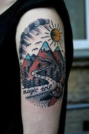 best tattoo gusak magic trip sun images on designspiration