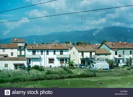 pretty houses with red tile roofs u0026 the country lifestyle encroach