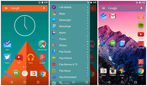 android launchers android launcher android launchers the basic android launcher