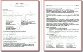 How Do You Make A Resume For A Job by Curriculum Vitae Curriculum Vita Jobsamerica Info