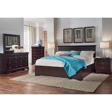 Manhattan Bedroom Furniture by Manhattan 6 Piece Queen Bedroom Set