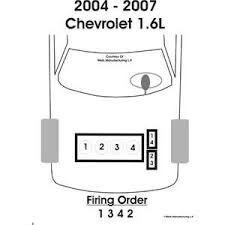 solved i miss wired spark plugs on 2007 chevy aveo 4 cyl fixya