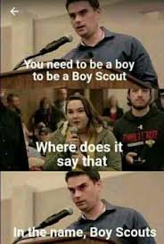 Boy Scout Memes - when is it ok to ask if someone s pregnant meme xyz