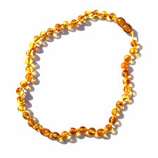round bead necklace images Round bead baltic amber necklace jpg