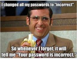 Lock Your Computer Meme - password recovery solutions