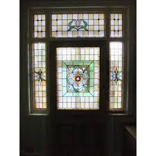 Exterior Glass Front Doors by Front Doors Enchanting 3 Panel Front Door 3 Panel Exterior Wood