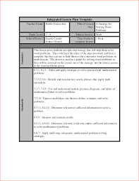 Plan Template 7 Lesson Plan Template Word Bookletemplate Org