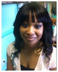 sew in weaves with bangs the most incredible sew in weave with bang with regard to loveliness