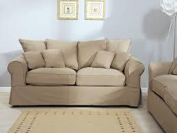 canapé 2 places en tissu 2 places en tissu clara ii 3 coloris