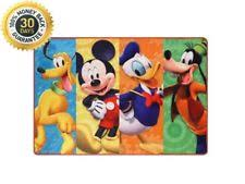 Disney Area Rug Carpet Rug Bedroom Playroom Disney Mickey Mouse Clubhouse