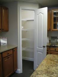 How To Build A Corner Pantry For When Im No Longer Renting - Kitchen corner pantry cabinet
