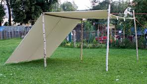 A Frame Awning Tarp A Framed Tent Anglo Saxon Reenactment Viking Anglo Saxon