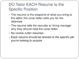 Resume Dos And Donts Bs 150 Resume Dos And Donts