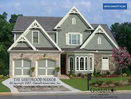 country style house abbeywood manor house plan house plans by garrell associates inc