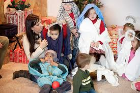 creating traditions the nativity story and christmas eve the r