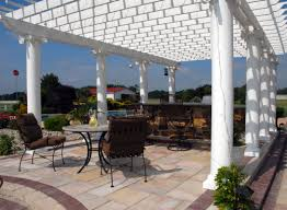 shade structures u0026 water features shawnee landscaping