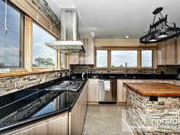 Stone Backsplash Kitchen Enrapture Image Of Mobile Home Interior Doors Stone Backsplash