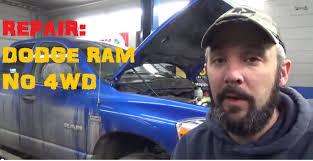 dodge ram no 4wd youtube