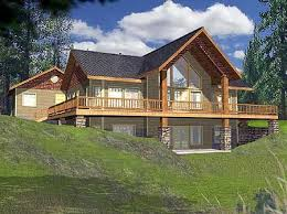 Rustic Mountain Cabin Cottage Plans 218 Best House Plan Images On Pinterest House Floor Plans