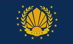 American Flag With 13 Stars In A Circle Panem Hunger Games Rp Wiki Fandom Powered By Wikia