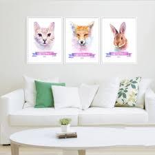rabbit home decor good miz home white creative rabbit ear wooden