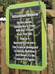 kã chenlen design rollback roller coaster