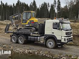 volvo 2010 truck volvo fmx 450 6 4 rigid sleeper cab u00272010 u201313