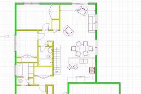 modern floor plan floor plans with stairs shoise com